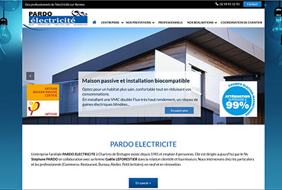 Pardo Electricité